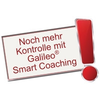 Option: Galileo® Smart Coaching function